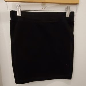 Forever21 Black Bodycon Skirt